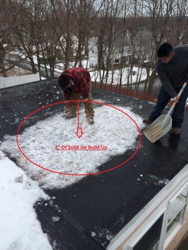 Arlington Rubber Roof Repair