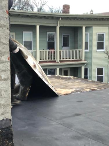 Emergency Flat Roof Repair Somerville Massachusetts