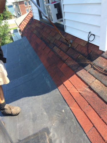 Revere Replace Rubber Roof